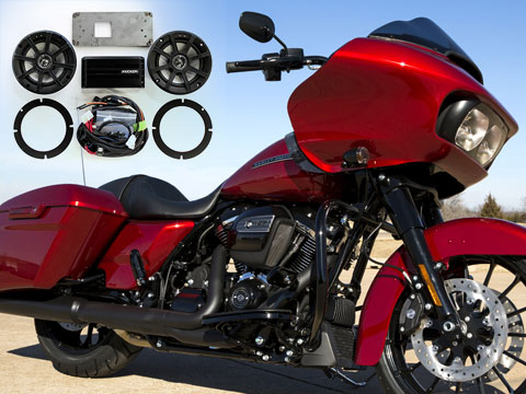 Motorcycle Audio Kits