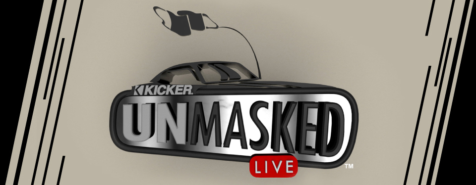 KICKER Unmasked Live Weekly