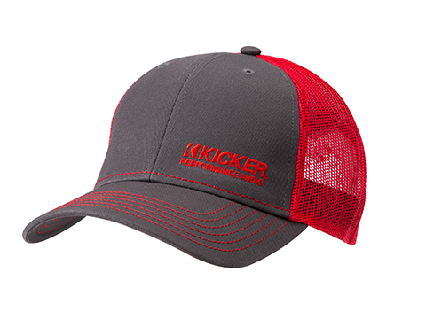 Kicker Marine Audio mesh cap left